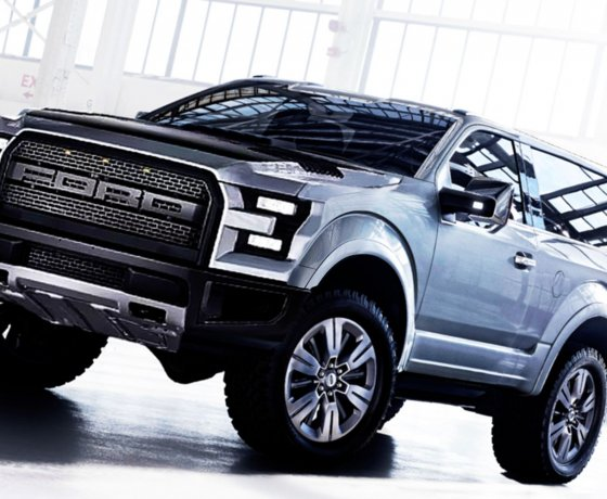 2017 Ford Bronco Price and Release Date