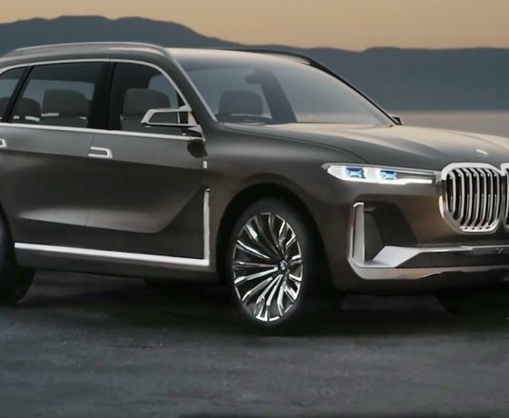 2018 BMW X7 Performance And Exterior