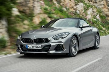 2018 BMW Z4 Extremely Sporty Luxurious Car